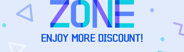 Event Zone Enjoy More Discount!