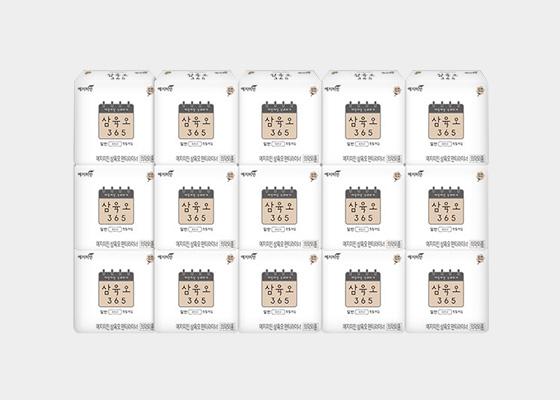 NEW 365 팬티라이너 15p 15팩 +샘플4p