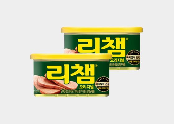 짜지않고 건강한 리챔 200g 15캔