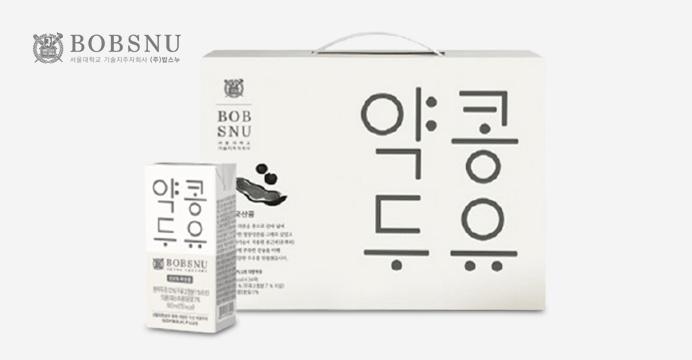 서울대 약콩두유 오리지널 190ml 24팩