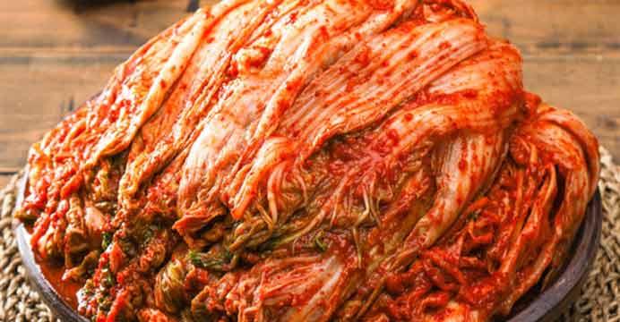 수미가 배추김치 2kg /국내산