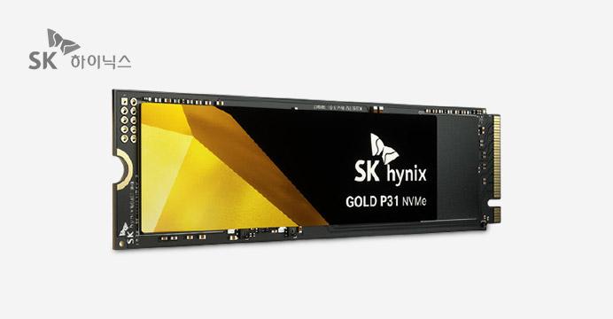 SK하이닉스 GOLD P31 NVMe SSD 1TB