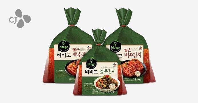 비비고 T 포기배추김치5kg외택1(배추/열무/총각)