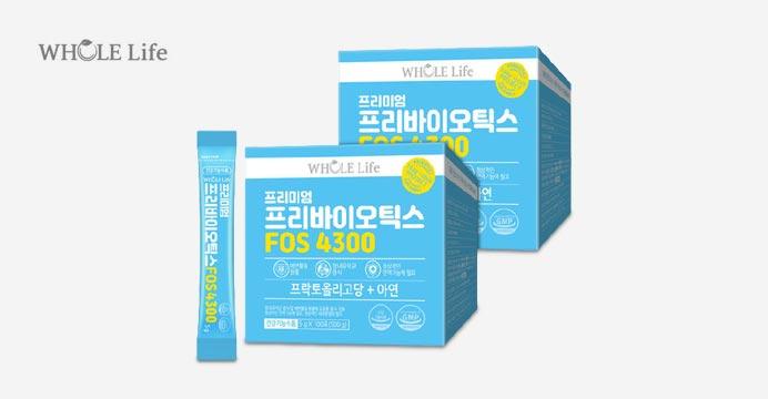 프리미엄 프리바이오틱스 FOS4300 200포