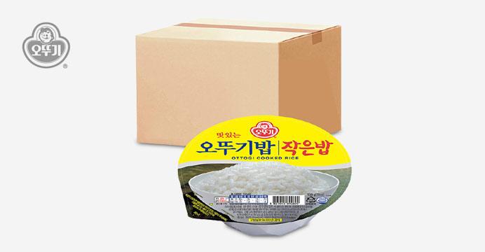 오뚜기 작은밥 150G 30개 1BOX