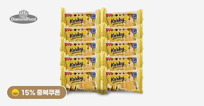 코키 치즈크래커 100g 10개