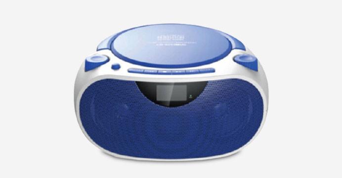 SOUNDUP USB 블루투스 포터블 CD플레이어