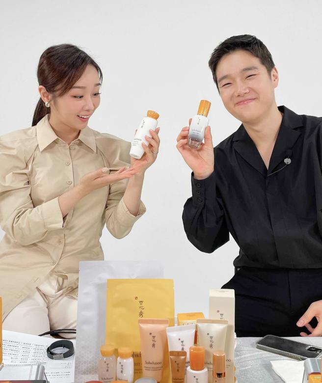 추석 선물 특집!   설화수 역대급 LIVE