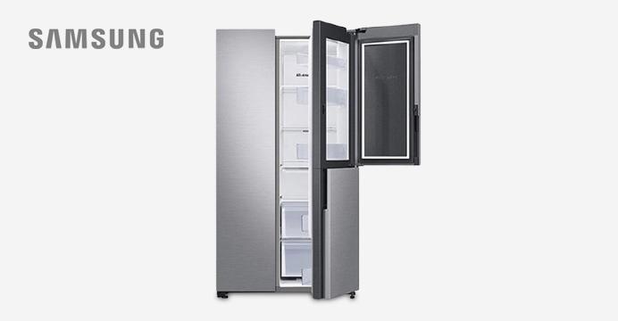 삼성 3도어 846L 양문형냉장고