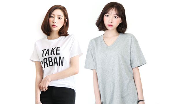 [옷빵] 신상 티셔츠