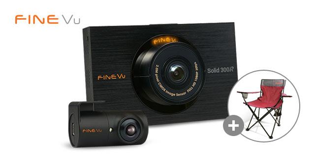파인뷰 2채널 풀HD 300R 블랙박스