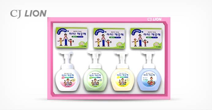 아이깨끗해 항균 G호 추석선물세트