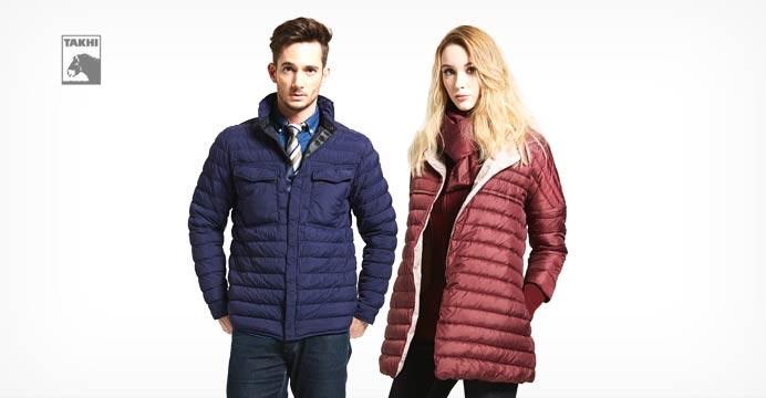 타키 남녀 스위치 백 자켓