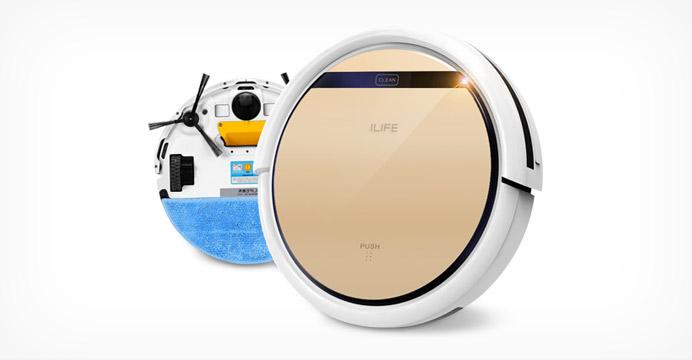 ILIFE V5S 스마트 로봇 청소기