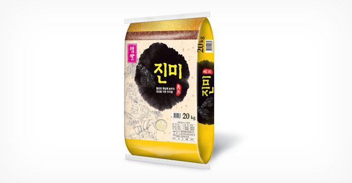 자연이주는 건강밥상 진미 20kg