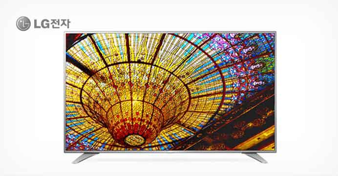 LG 75형 75UH6550 UHD TV
