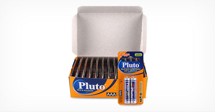 블루마토 플루토 AA건전지 40알