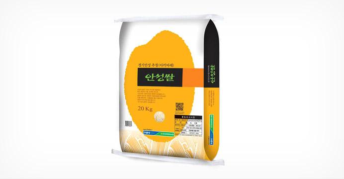 안성농협 안성쌀 20kg (특등급)