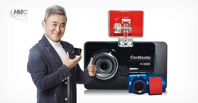 현대모비콤 카멘토 330D 2채널HD 블랙박스