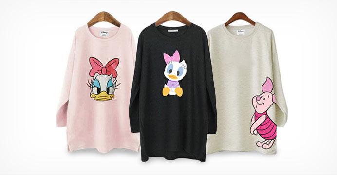 디즈니 정품 티셔츠 최종 균일가격