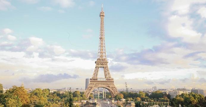나의 버킷리스트 유럽 여행! 파리 왕복 항공권