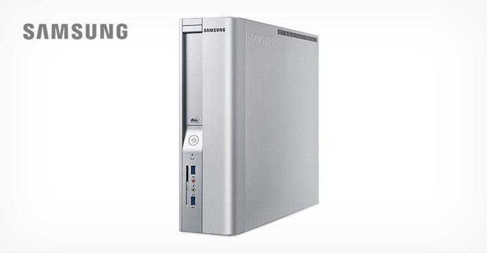 가성비 삼성 데스크탑 DM500S6A-B21S Win10