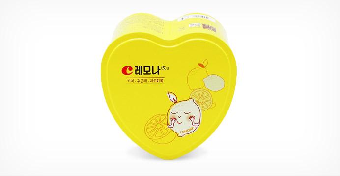 레모나 하트캔 70포 + 쇼핑백