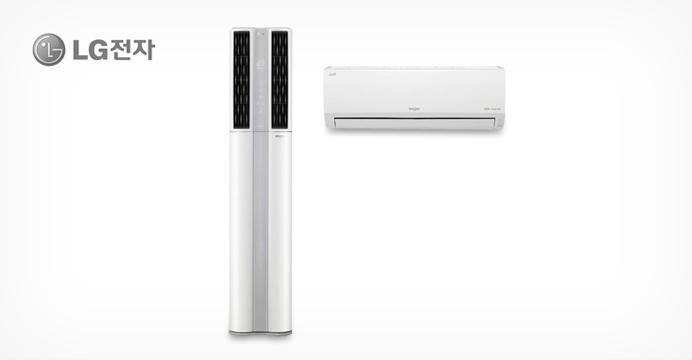 LG 휘센 멀티에어컨 (18형+6형)