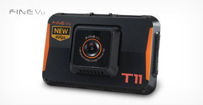 파인뷰 T11 NEW HD고화질 1채널 블랙박스