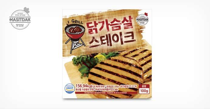 맛있닭 닭가슴살 스테이크 1팩
