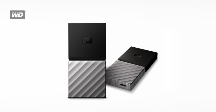 WD My Passport SSD 1TB 외장SSD