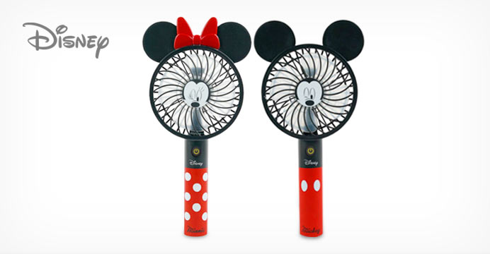 어썸딜특가 디즈니/마블 휴대용선풍기!