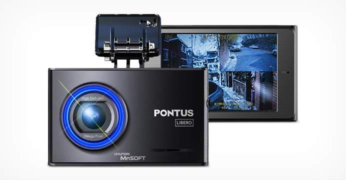 현대폰터스 HD 2채널 블랙박스