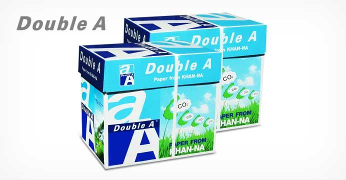 더블에이 A4 복사용지 5천매 2박스