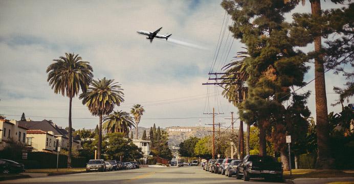아시아나/대한항공 LA 왕복 항공권