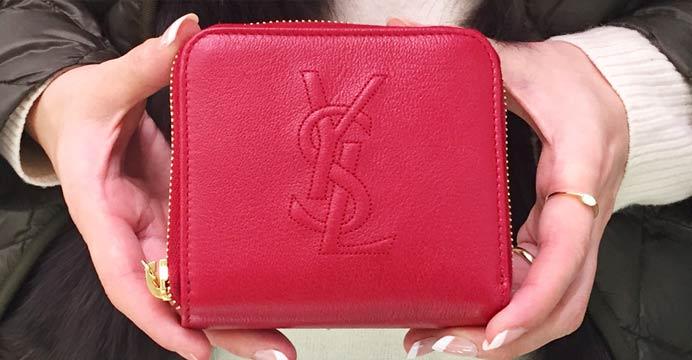 영국 아울렛 여성 생로랑,구찌 지갑 모음