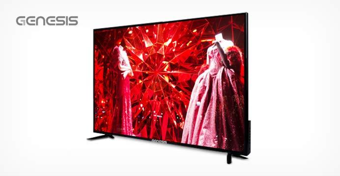 제네시스 55형 UHD LED TV