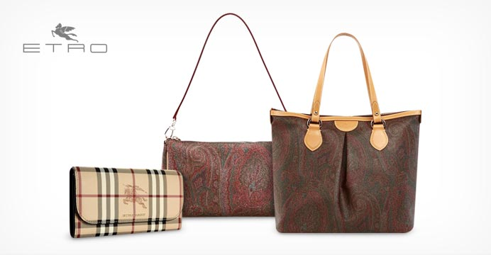 에트로/버버리/발리 명품 가방/지갑 모음