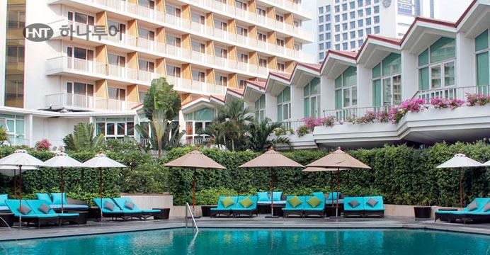 |태국| 방콕 에어텔 두짓타니 5일