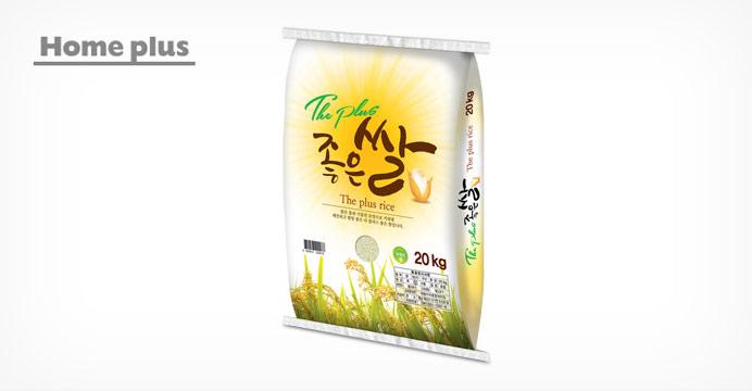 The Plus 좋은쌀 20kg(포)