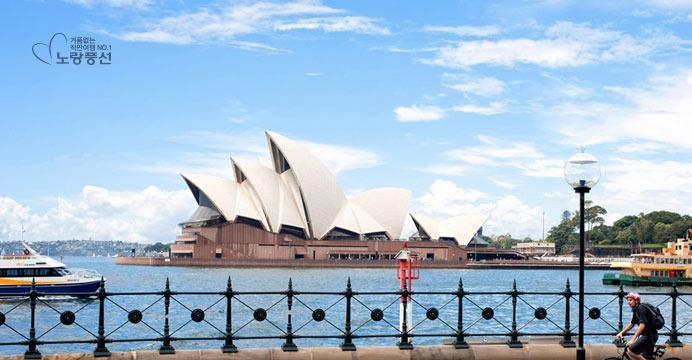 |호주| 시드니 패키지 6일
