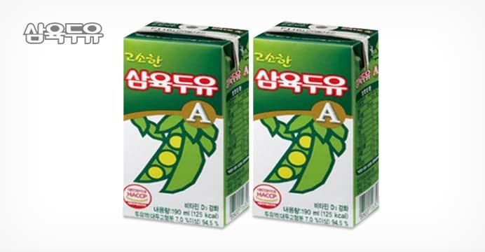 삼육두유 고소한맛 A 190ml 16팩