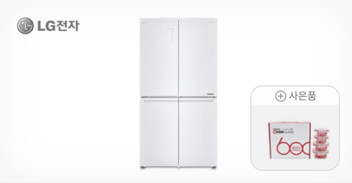 상냉장의 편리함! LG 디오스 냉장고 866L