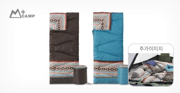 단독판매! M+camp 아즈텍 사계절 침낭
