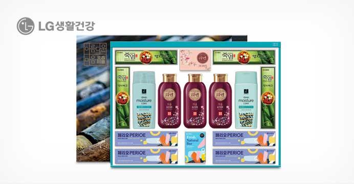 명절 선물세트 165호(B8) 설날답례품 쇼핑백