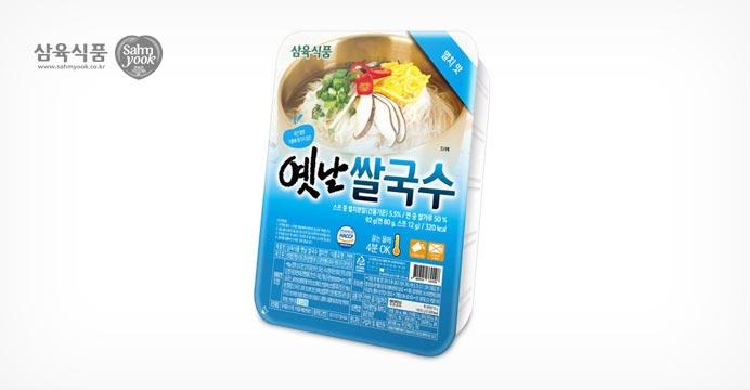 삼육 옛날쌀국수 2종 10개