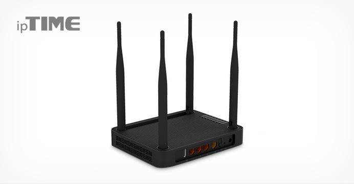IPTIME 5GHz무선랜 와이파이공유기(A2003NS-MU)