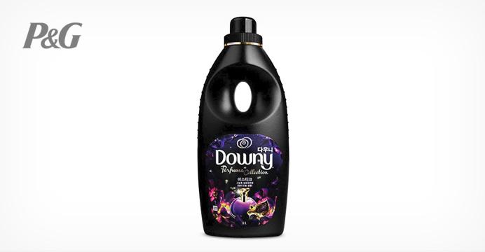 다우니 퍼퓸 섬유유연제 향 골라담기 1Lx5개