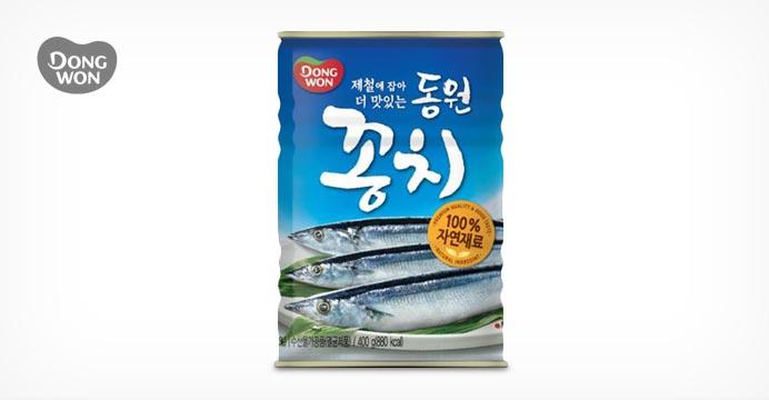 동원 꽁치 400g