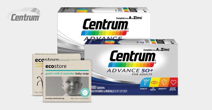 [빠른직구] 센트룸 종합비타민 1+1 사은품